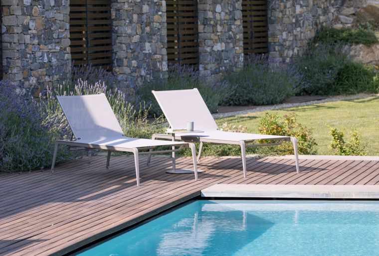 modern patio furniture Ushuaia collection
